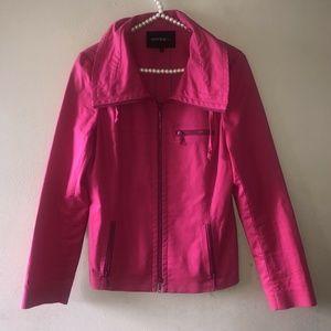 Lafayette 148 New York Size 4 Jacket Full Zip